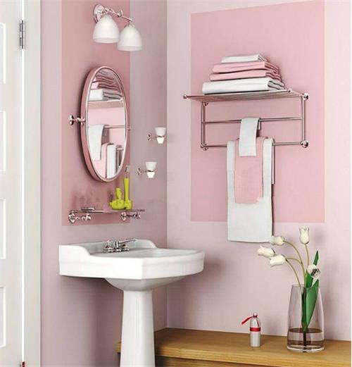 2平米小卫生间装修效果图 4个方案打造完美小浴室_按_