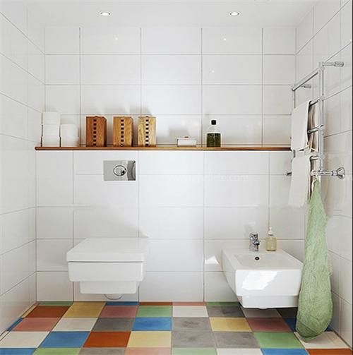 2平米小卫生间装修效果图 4个方案打造完美小浴室