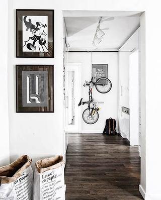 41平小户型公寓玄关效果图装修