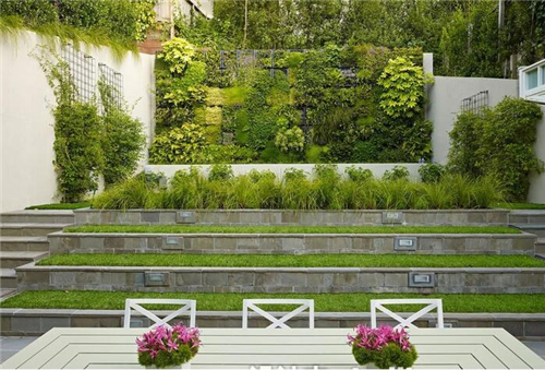 别墅大门装修效果图 别墅花园大门设计
