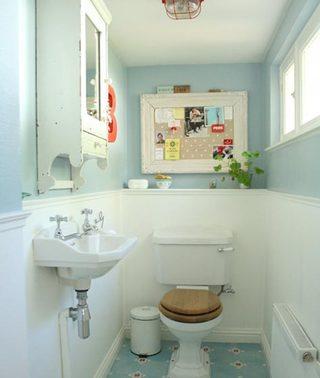 浴室装饰平面图片