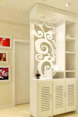 门厅柜鞋柜衣帽柜效果图图片