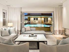 现代简约风格独栋别墅装修 简约与时尚并存