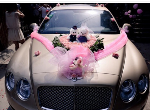 上海婚车出租一天多少钱 婚车选择什么颜色好看