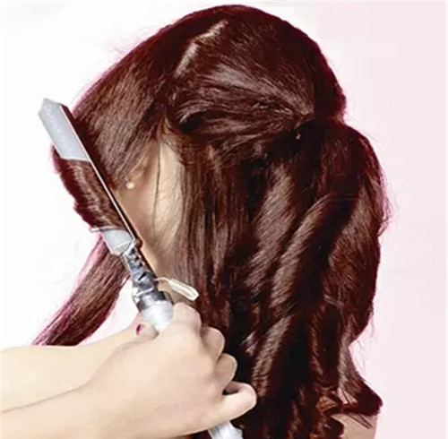 韩式新娘发型步骤图解 2017最美新娘发型图片