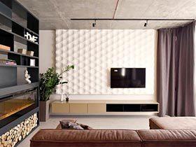 50㎡单身公寓装修图片  精致单身生活