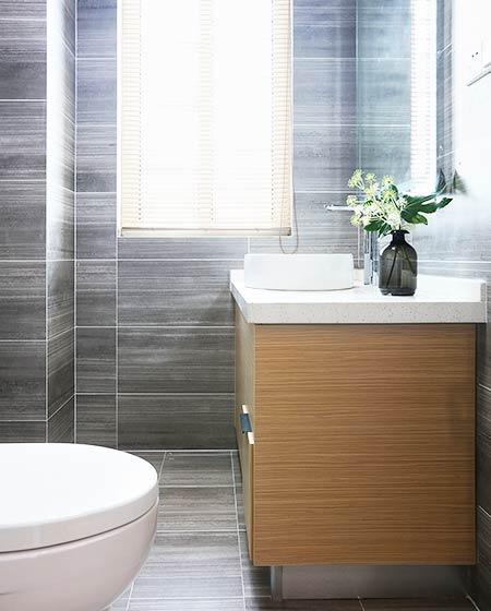 120平北欧三居小卫生间设计