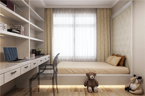 一室一厅小户型装修效果图 65平简约小户型装修设计
