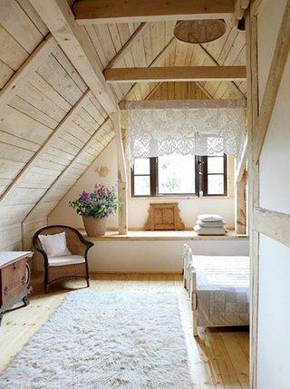 日式卧室布置摆放图