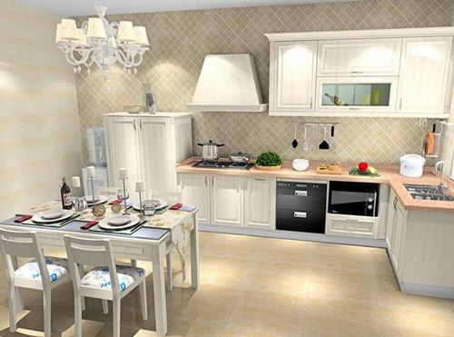 厨房设计效果图欣赏 8平米厨房设计超强收纳