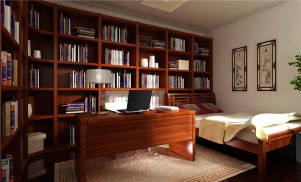 家居 设计 书房 装修 600_364