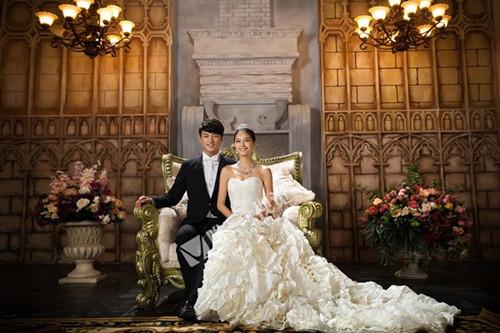 巴洛克风格婚纱照是怎样的 巴洛克风格婚纱图片