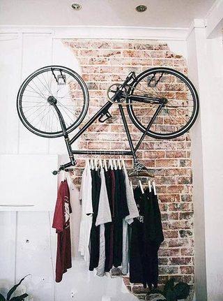 自行车衣帽架设计欣赏图