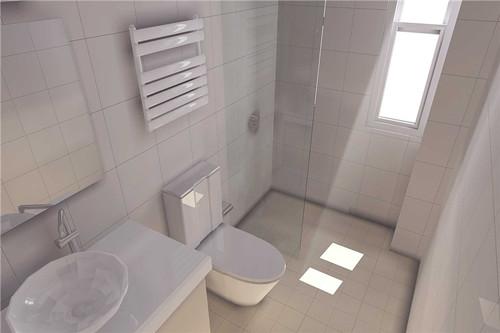 现代卫生间装修效果图大全 打造有创意的现代卫生间