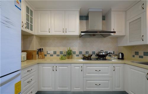 橱柜装修效果图 厨房橱柜装修设计案例