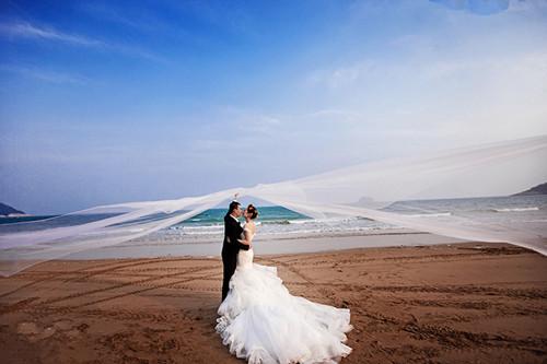 青岛婚纱摄影排行榜 为什么都去青岛拍婚纱照