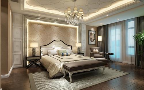 背景墙 房间 家居 起居室 设计 卧室 卧室装修 现代 装修 500_312图片