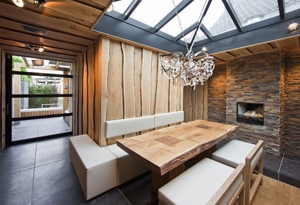 阳台吊顶装修效果图 创意设计打造完美阳台