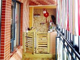 生活奇妙手  10款阳台改造设计图