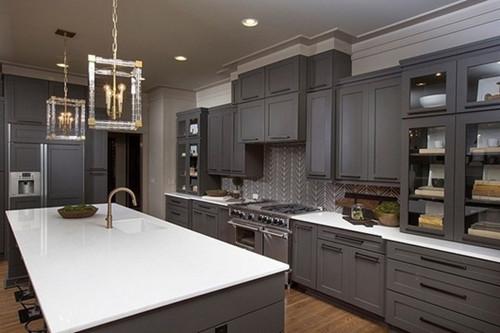 家装厨房设计效果图 3平方米厨房家装你值得拥有