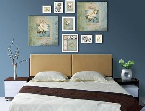 照片墙设计效果图 照片墙的设计和摆放装修前看看