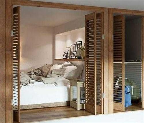 30平米公寓装修效果图 90后单身男士的30平一居室