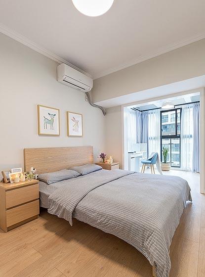 现代风格卧室设计欣赏图