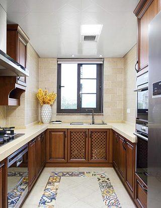 厨房设计参考图片大全