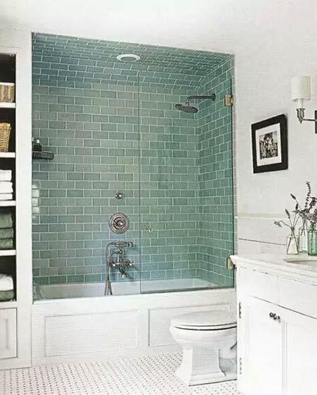 卫生间淋浴房设计装修图