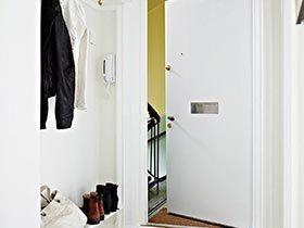 素颜好门面  10个简易装修玄关图