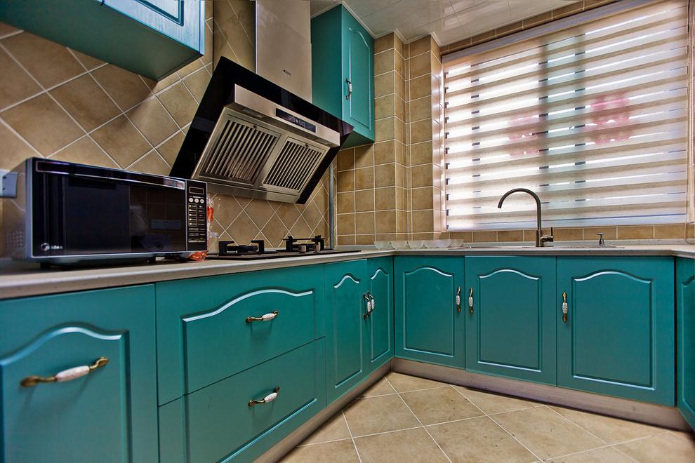 手工制作厨房橱柜