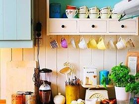 腾出空迎新年  10个厨房收纳装修实景图