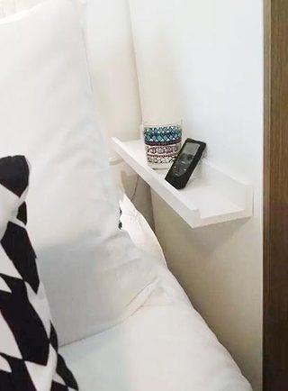 一步到位  10款卧室床头板设计图片6/10