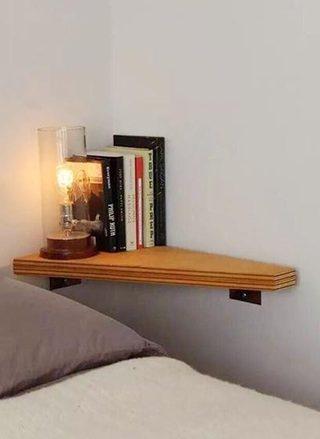 一步到位  10款卧室床头板设计图片7/10
