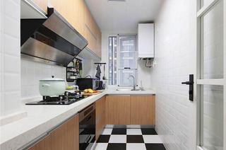 89平北欧两居室厨房装修设计