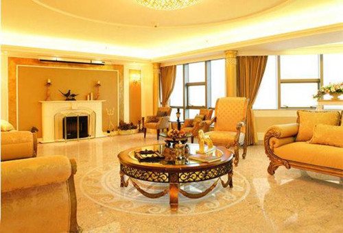 地板装修效果图 木地板装修家庭的不二选择