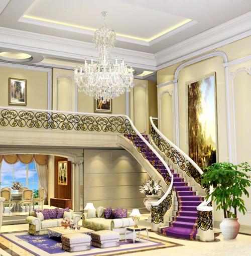 客厅楼梯装修效果图 客厅带楼梯装修小空间大能耐