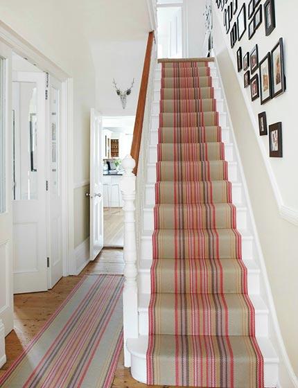 楼梯地毯设计实景图