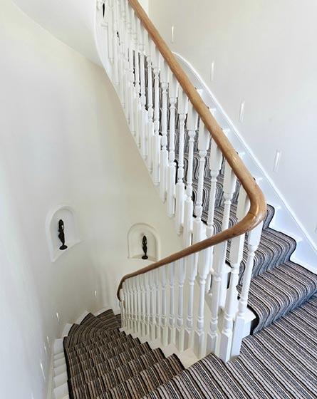 楼梯地毯设计构造图