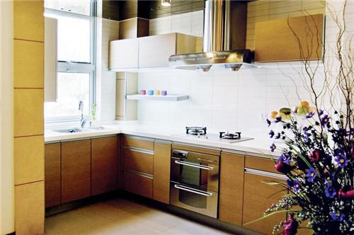厨房阳台装修效果图 清新自然厨房阳台设计