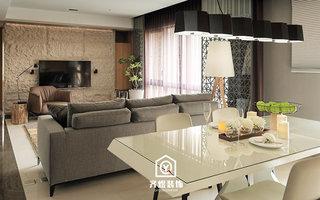8W打造三室户型 现代简约