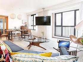 150平现代简约风格三房二厅装修 自由本质