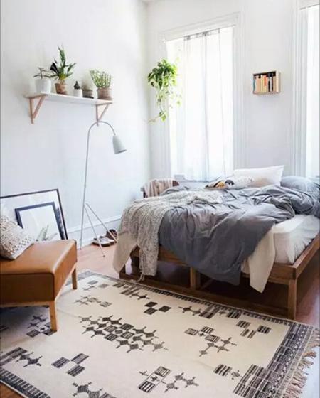 卧室地毯效果图设计