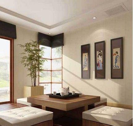 日式风格装修效果图 清新优雅的代表