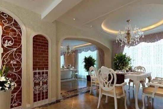 小户型饭厅装修效果图 小户型必看的装修案例