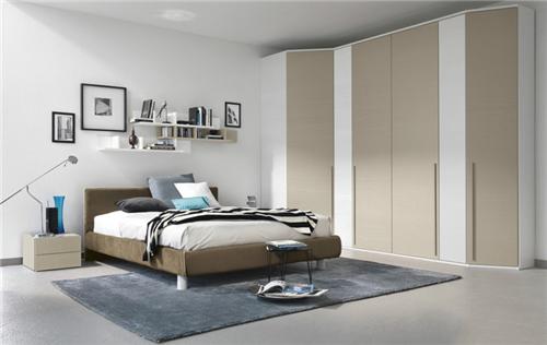 卧房衣柜装修效果图 4款美观实用衣柜设计图片
