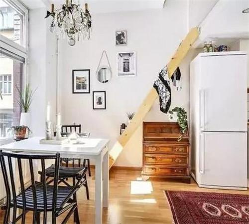 小户型装修设计效果图 30㎡精致装修单身公寓也精彩