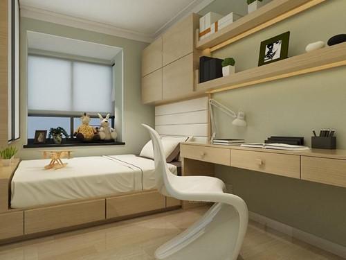 北京2017卧室榻榻米怎么设计?北京卧室榻榻米装修效果图片