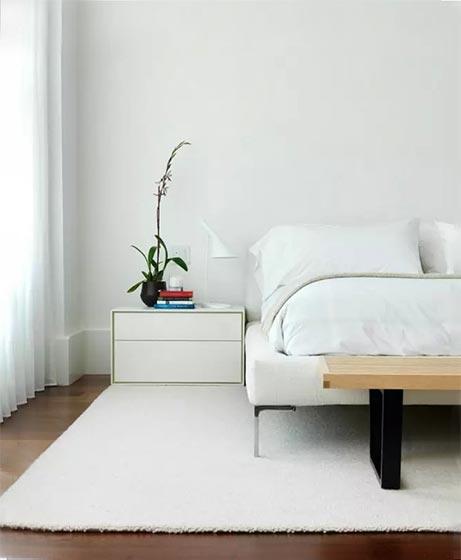 简约风卧室设计实景图