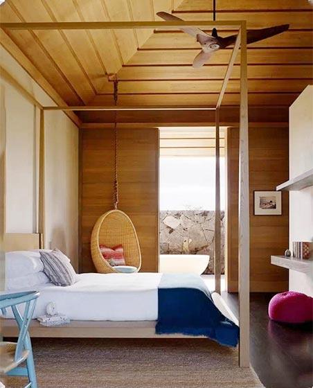 简约风卧室装修装饰效果图